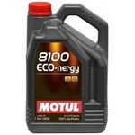 Масло моторное Motul 8100 Eco-nergy 0W30 5л