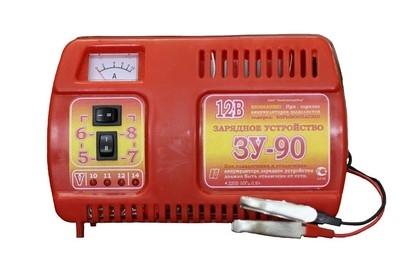 Устройство зарядное зу-90 инструкция.